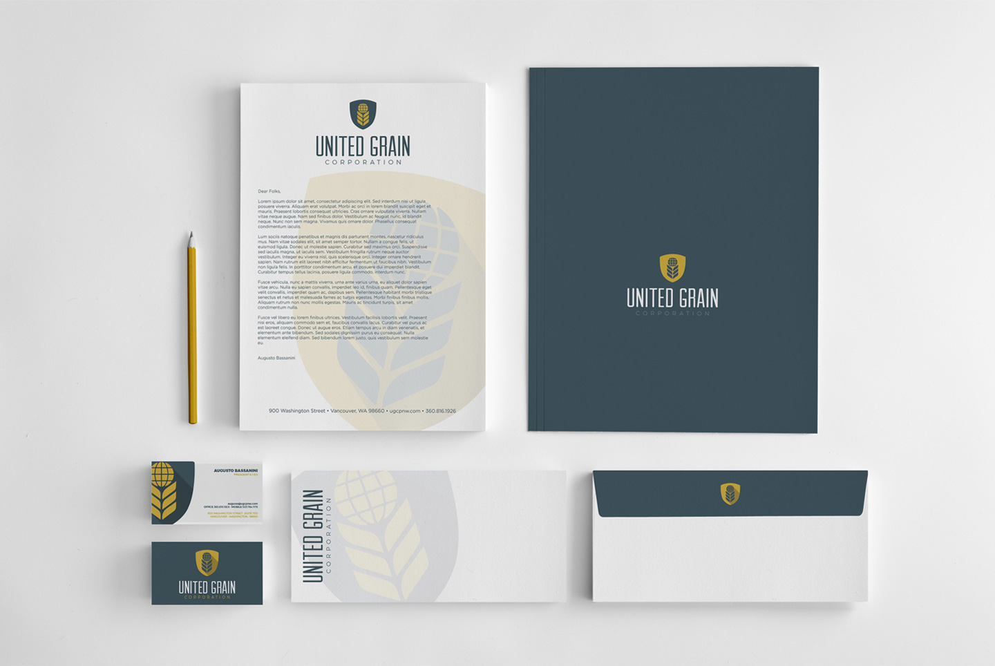 United Grain Collateral Markup